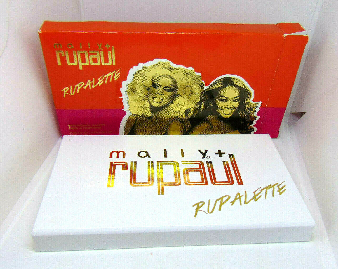 MALLY + RUPAUL RUPALETTE Eyeshadows Palette  0.63oz/18g NIB - $54.65