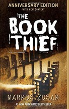 The Book Thief [Paperback] Markus Zusak - $6.92