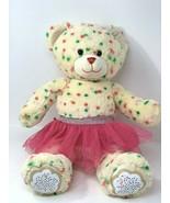 "Build A Bear Workshop Sugar Cookie Sprinkles 17"" BABW Stuffed Plush in P... - $16.00"