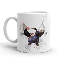 Drilbur Pokemon Mug 11oz. Ceramic Tea Cup Color Changing Anime Coffee Mug Q529 - $12.20+