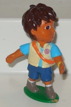 "Nickelodeon Go Diego Go 3"" PVC figure Toy Cake Topper #2 - $5.00"