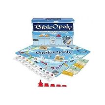 The Sky Bibleopoly Bible Family Board Game Family Fun Bible Monopoly Chr... - $55.55