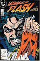 The Flash Comic Book 2nd Series #14 DC Comics 1988 VERY FN/NEAR MINT NEW... - $3.50