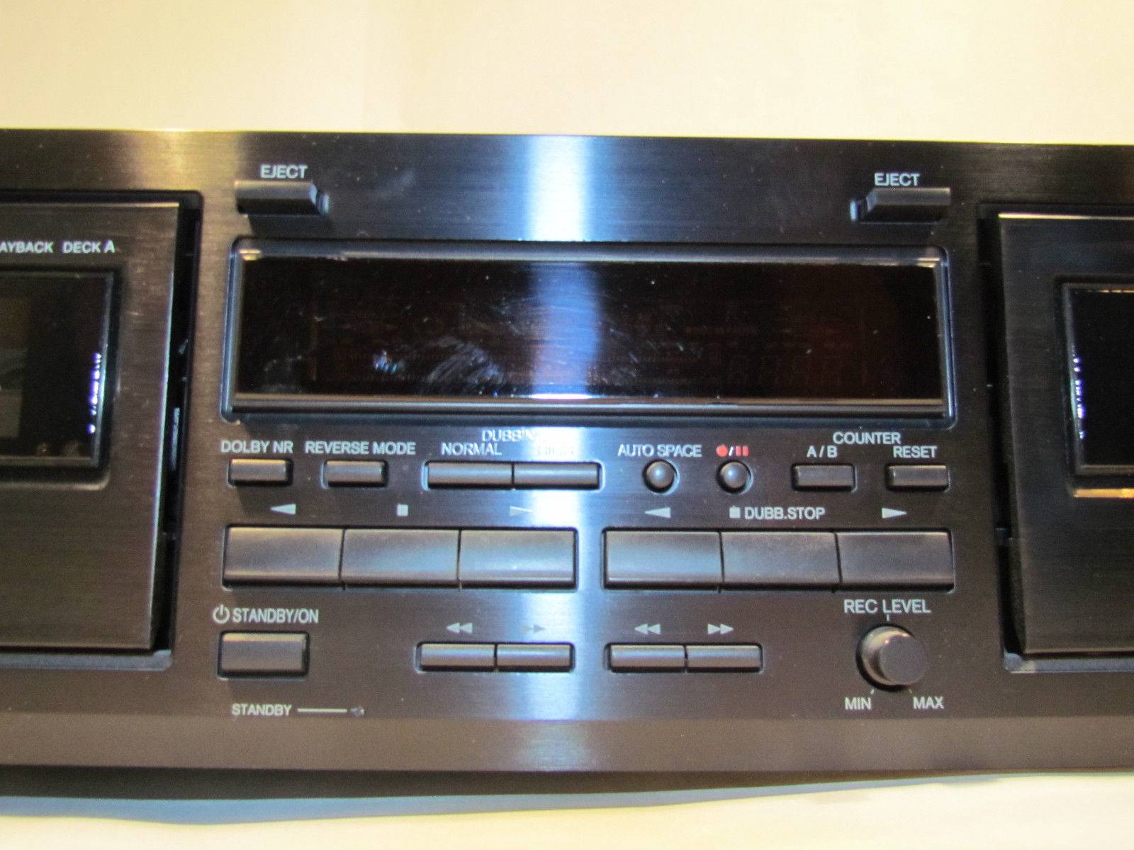 Onkyo TA-RW255(b) Stereo Cassette Tape Deck and 50 similar items