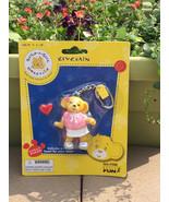 Build a Bear Key Chain kids backpack beach bag accessory birthday gift - $15.23