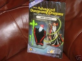Advanced Dungeons & Dragons Poseable Player Characters - Kelek Evil Sorc... - $146.52