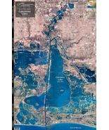 Standard Mapping Services Aerial Photo Map #54 Calcasieu Lake - $18.00