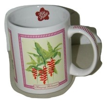 Hilo Hattie Tropical Flowers Mug Coffee Tea Ceramic Store 14796 - $29.69