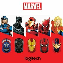 Logitech Wireless Mouse M238 Marvel Avengers Collection You Choose New Sealed - $33.99
