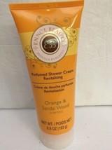 ORANGE & SANDALWOOD Shower Creme 6.8 oz, Ennce Beauty-RARE-BRAND NEW-SHI... - $5.70