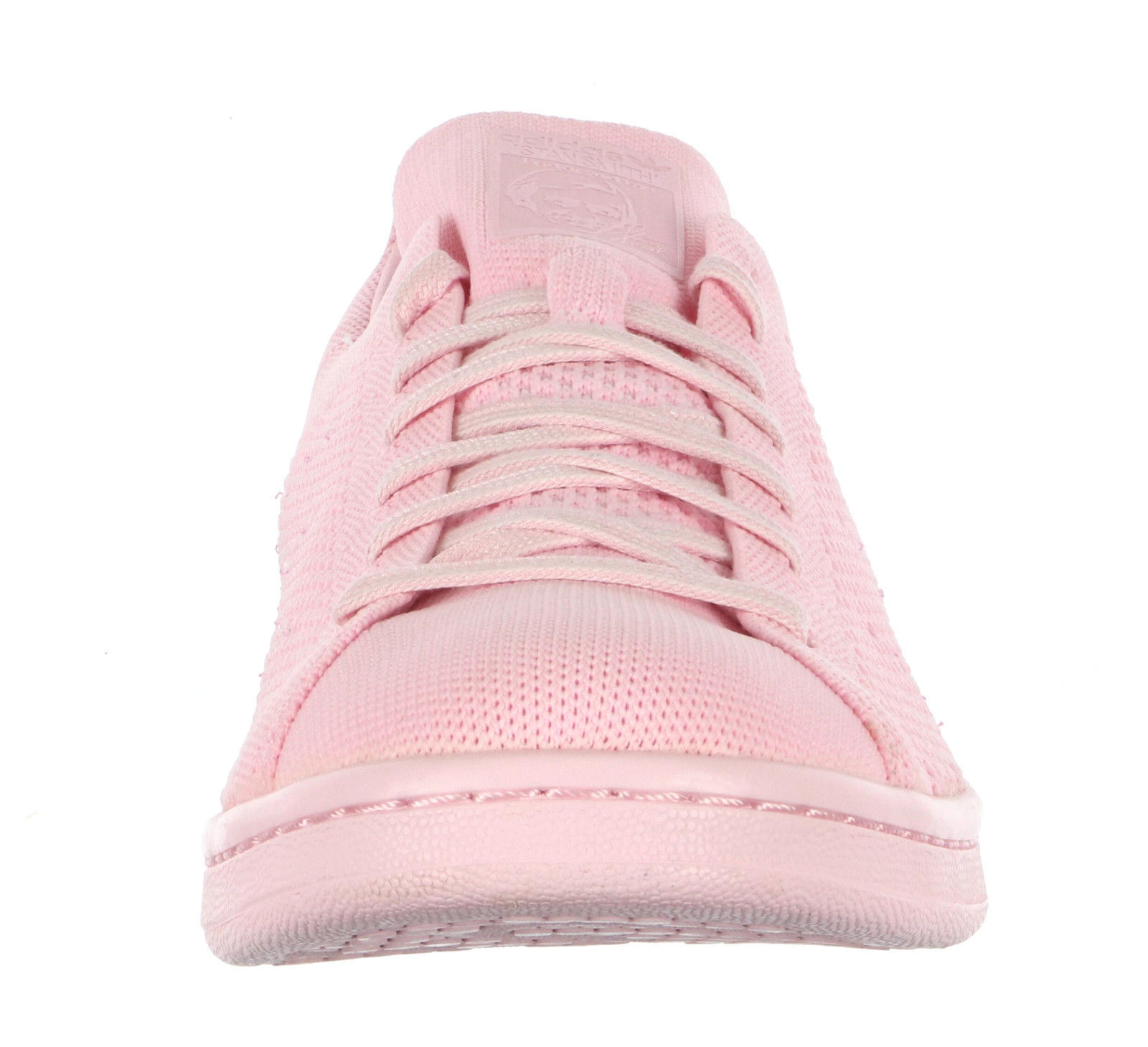 check out 8cd18 88c92 ADIDAS Originals Stan Smith Primeknit Casual Shoes sz 13 Semi Pink Glow PK