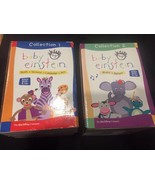 Baby Einstein Collection 1 & 2  Educational DVD Box Sets 18 DVDs EACH TE... - $93.49