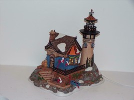 Dept. 56 Lynton Point Tower, Dickens Village, #56.58315-MIB - $29.21