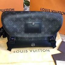 Louis Vuitton fragment Voyage PM Messenger Bag Shoulder Monogram Eclipse M40511 - $3,008.00