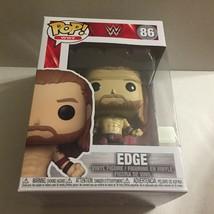 NEW WWE Edge Funko Pop Figure #86 - $19.95