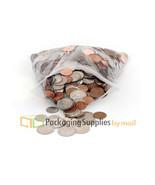 """5000 2""""x3"""" Top Zipper 2 MIL Reclosable Plastic Shipping Bags - $36.72"""