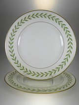 Syracuse China Greenwood Luncheon Plates Set of 2 - $13.98