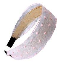 Lace Wide - edge Hair Hoop Headband Elegant Hair Hoop Hair Ornaments image 2