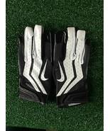 Team Issued Baltimore Ravens Nike PGF277 Vapor Trail 3.0 Xl Football Gloves - $24.99