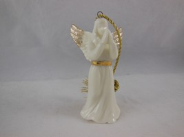 "Mikasa Handcrafted Porcelain Praying  Angel Christmas Ornament 3"" Rare HTF - $8.31"