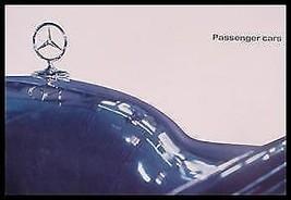 1963 Mercedes-Benz Brochure 220 SE 300 SE, Convertible - $11.95