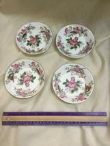 """Wedgewood Bone China CHARNWOOD Set of 4 Berry Bowls - 5"""" - $37.74"""