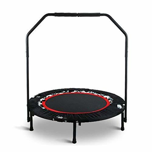 Trampoline Parts Center Coupon Code: Mini Trampoline For Kids Adults, 40-Inch Folding Fitness