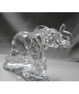 Princess House Art Glass Elephant - $29.90