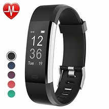 YAMAY Fitness Tracker, Fitness Watch Smart Watch Activity Tracker with Heart Rat - $35.91