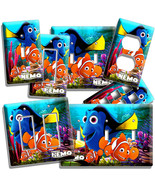 FINDING NEMO DORY MARLIN OCEAN LIGHT SWITCH WALL PLATE OUTLET KIDS BEDRO... - $8.09+