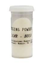 Enchanted Creations Embossing Powder, Clear, Bold