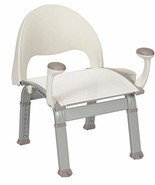 Moen DN7100 Home Care Premium Adjustable Bath Safety Shower Chair with B... - $76.99