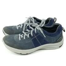 Clark's Outdoor Wave Walk Blue Waterproof Hiking Shoes 15990 Women's US ... - $27.74