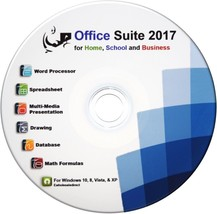 Office Suite 2017 Professional for Microsoft Wi... - $9.69