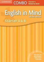 English in Mind Starter A and B Combo Teacher's Resource Book [Spiral-bo... - $46.47