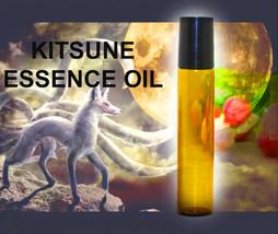 Haunted 27x Essence 9 Tailed Fox Kitsune Oil Longevity Cloaking Magick CASSIA4 - $23.00