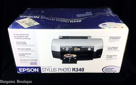 *Brand New* Epson Stylus Photo R340 Digital Col... - $279.95