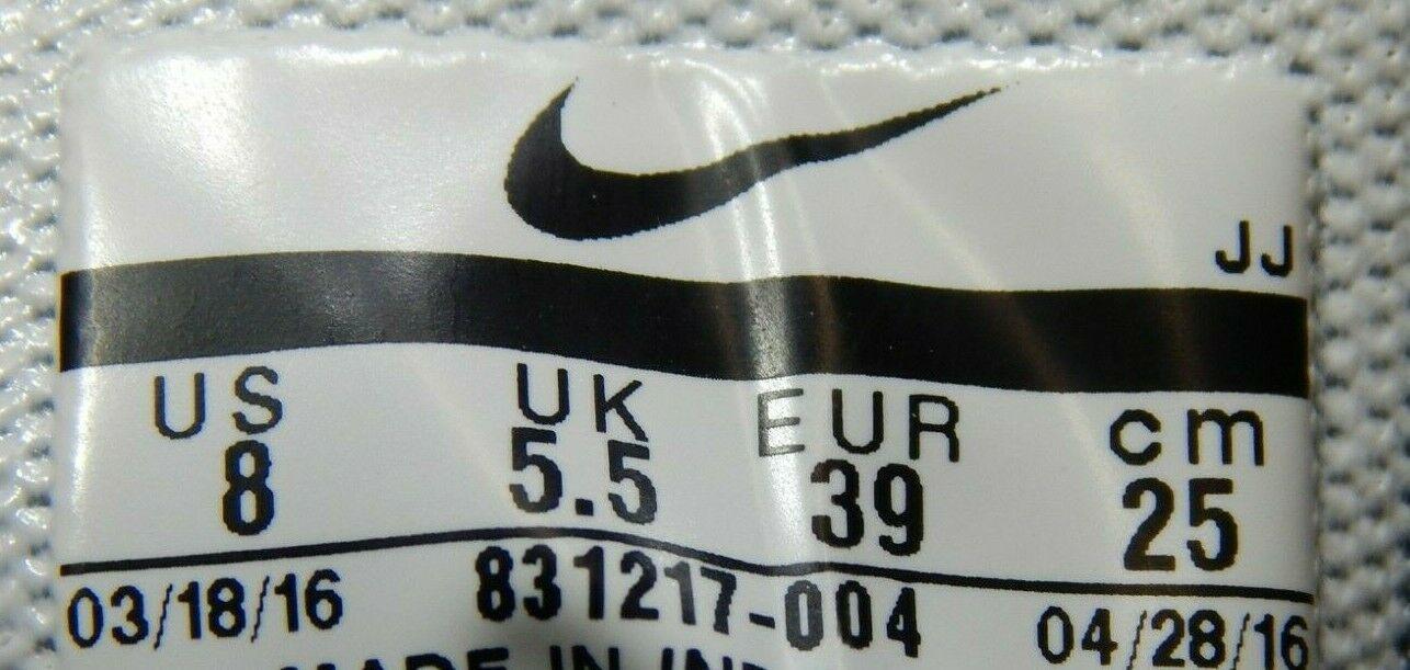 Nike Flex Trainer 6 Talla US 8M (B) Eu 39 Mujer Zapatillas Gray 831217-004