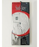 FootJoy Sof-Joy Golf Glove Left Hand Mens XL White - $24.14