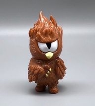 Max Toy One-Eyed Bird Mini - Rare Painted Version image 1