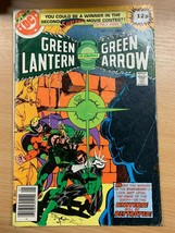 Dc Comics - Lanterna Verde Freccia #112 (Jan 1979) VG & EARTH-2 - £4.99 GBP