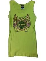Harley Davidson Women Sleeveless Shirt of Tampa, Florida, awesome condit... - $10.40