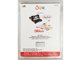 Sizzix Cutting Pad, Standard, 1 Pair for Use with Big Kick and Big Shot Machines