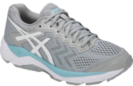 Asics Fortitude 8 Size 7.5 M (B) 39 Women's Running Shoes Mid Grey T866N-9601