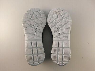 Skechers Air Cooled Memory Foam Empire Inside Look Black Walking Shoes - 7.5
