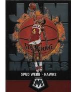 Spud Webb Mosaic 19-20 #1 Jam Masters Atlanta Hawks - $0.75