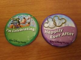 Disney I'm Celebrating Goofy & Happily Ever Aftee Souvenir Collectible P... - $6.99
