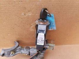 03-05 Toyota 4runner Ignition Switch Lock Cylinder & key image 3