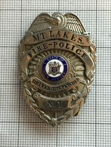 Mt. Lakes Fire Police New Jersey Driver- Dispatcher Obsolete - $100.00