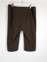ECI Brown Dress Bermuda Shorts Size 6 Career Business - $9.03